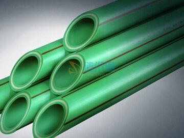 PVC-U新型复合管图片