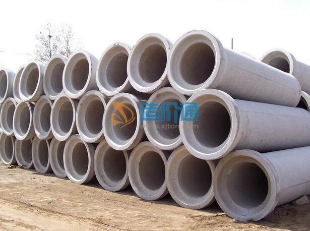 水泥排水管图片