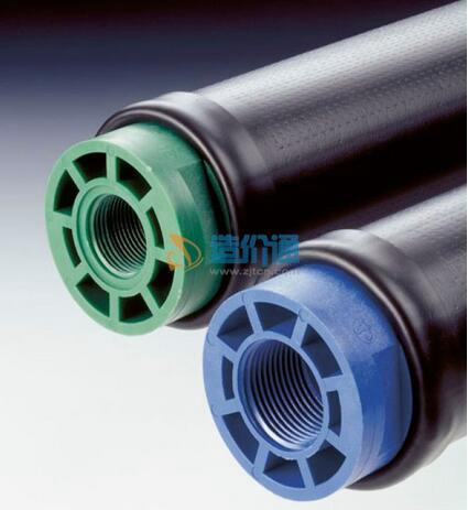微孔管式曝气管图片