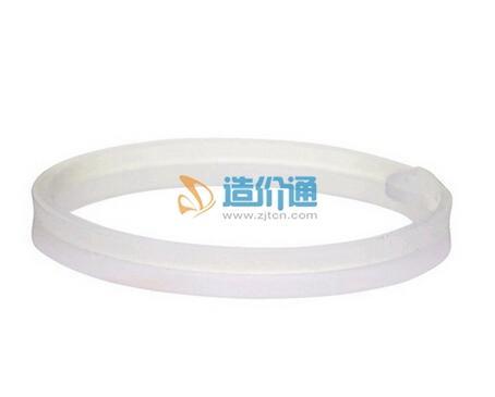 PVC-U中空壁消音管Ⅰ型封水环图片