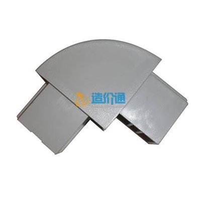 PVC方形布线槽直角弯接头(A型)图片