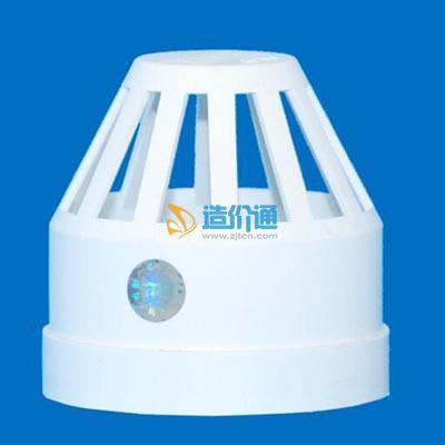 透气帽-PVC-U管件(国际)图片