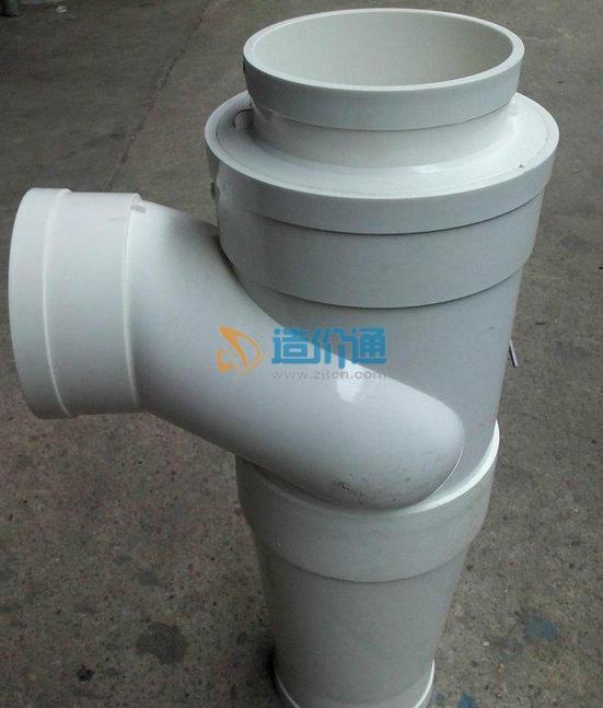 PVC-U螺旋器图片