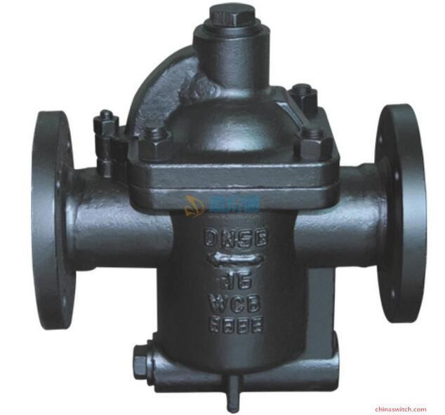 铸铁园盘疏水阀图片