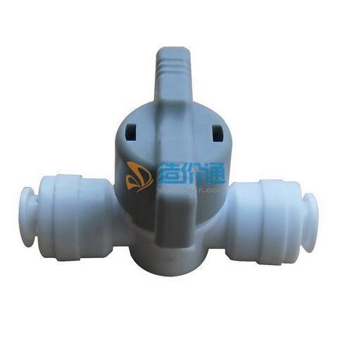 PVC超纯水阀门图片