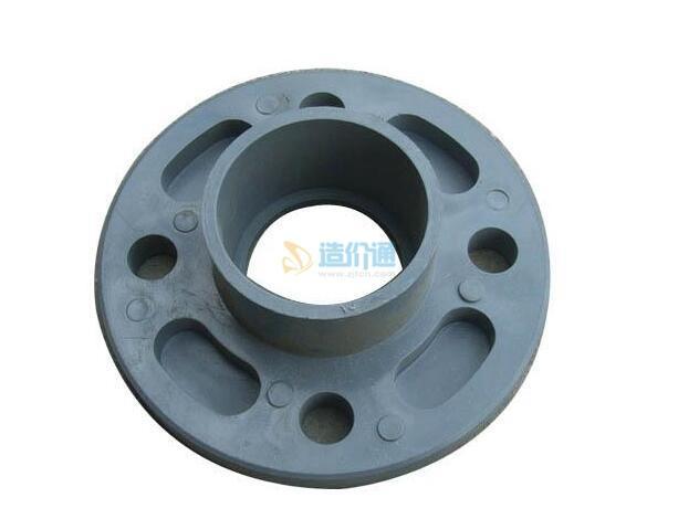 Ⅲ型聚丙烯(PP-R)铁法兰片WX900图片