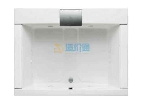 沙琳连体左裙浴缸(北京产)图片