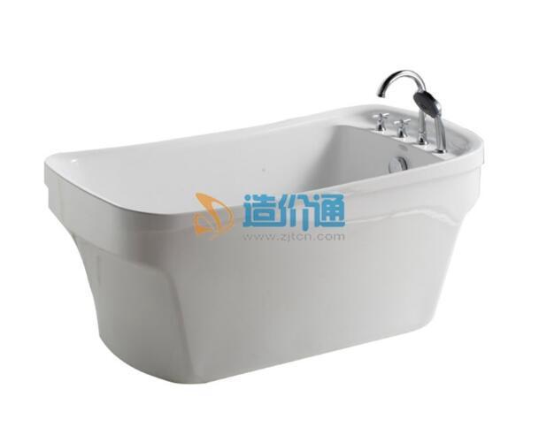 钢板浴缸图片