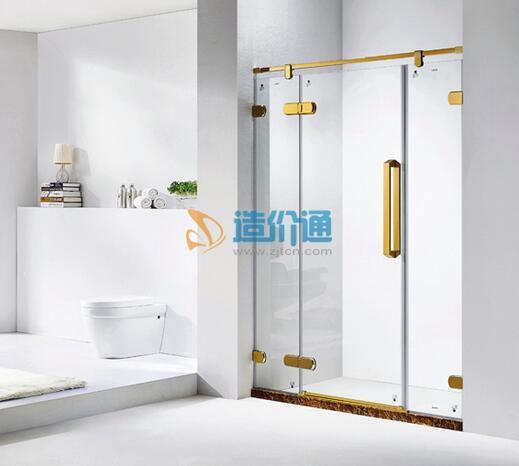 奥美现代淋浴房图片