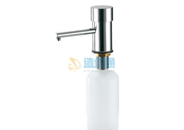 皂液器图片