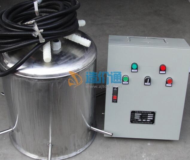 水箱自洁消毒器图片
