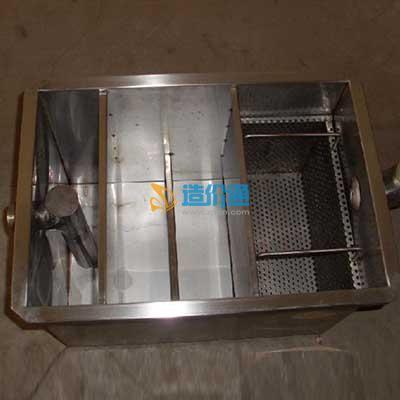 新型多功能隔油设备图片