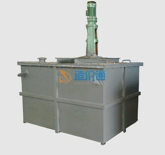 KCL溶解槽减速机图片