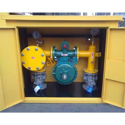 燃气调压柜图片