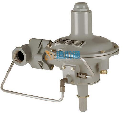 燃气调压器图片