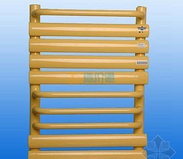 钢制椭圆管二柱散热器图片