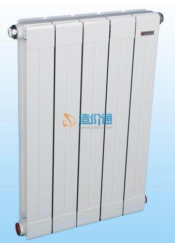 祥和散热器铜铝对流(祥泰)散热器XHTLD201型图片
