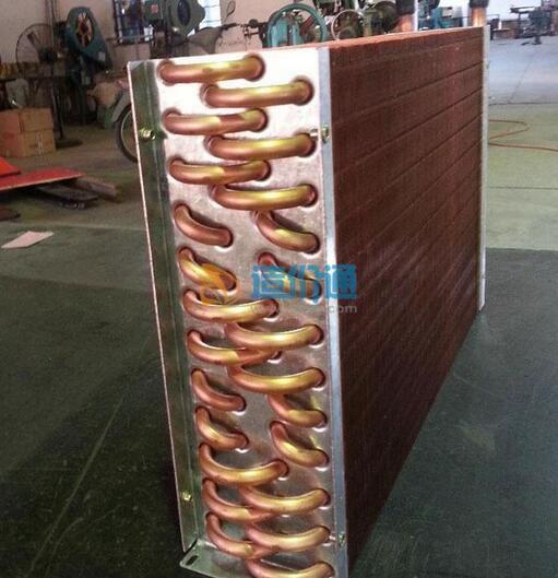 铜管对流散热器图片