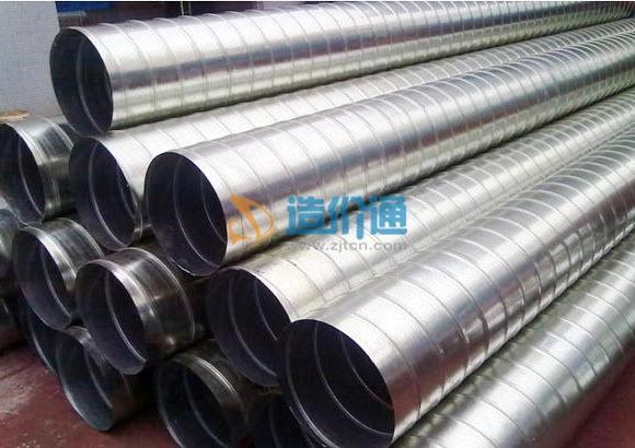 金属柔性软风管图片