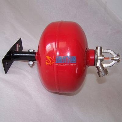 悬挂式超细干粉灭火器装置图片