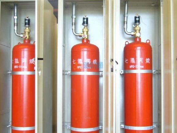 七氟丙烷无管网系统(柜式系统)图片