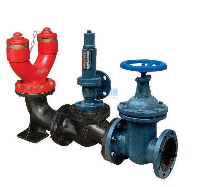 老式消防水泵接合器图片