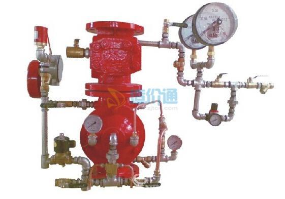 自动喷水灭火系统预作用装置图片