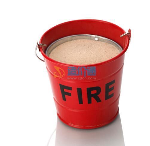 消防桶图片