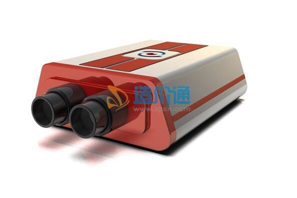 图像型线性光束感烟探测器图片