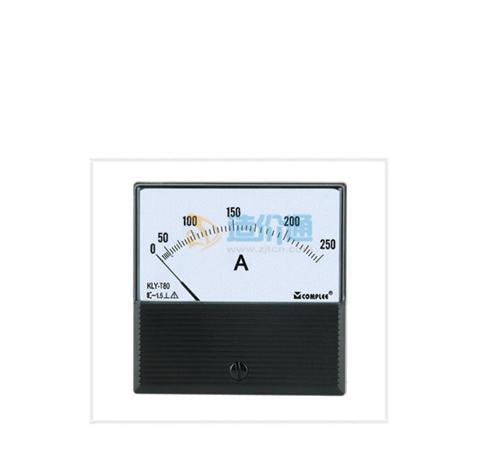 钳型电流表图片