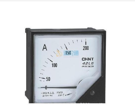 交流电压表图片