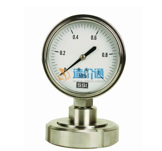 不锈钢压力表图片