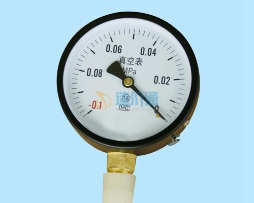 分组产水真空压力表图片