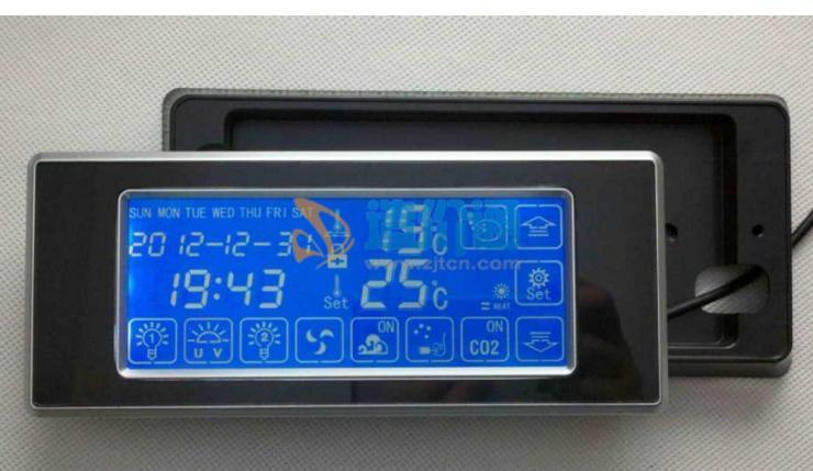 一体化温度显示仪图片
