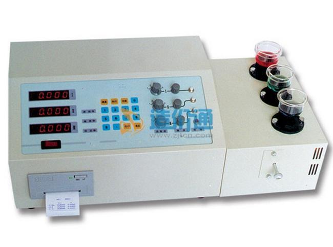 锰磷硅三元素分析仪图片