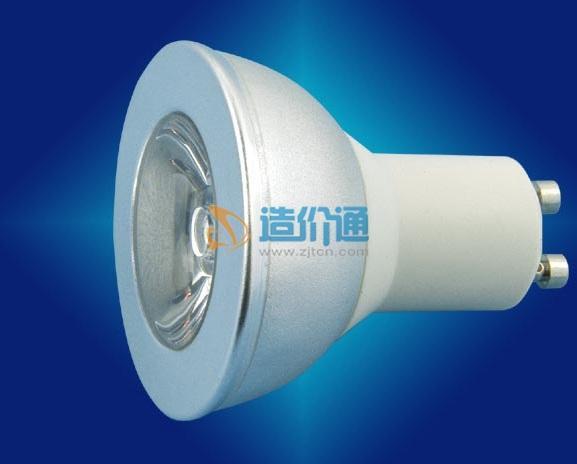 LED三线开槽大美耐图片