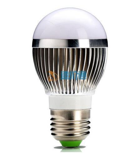 LED球泡灯薄料抛光图片