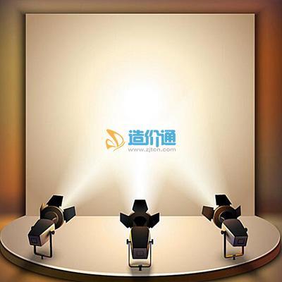 LED背景墙灯图片