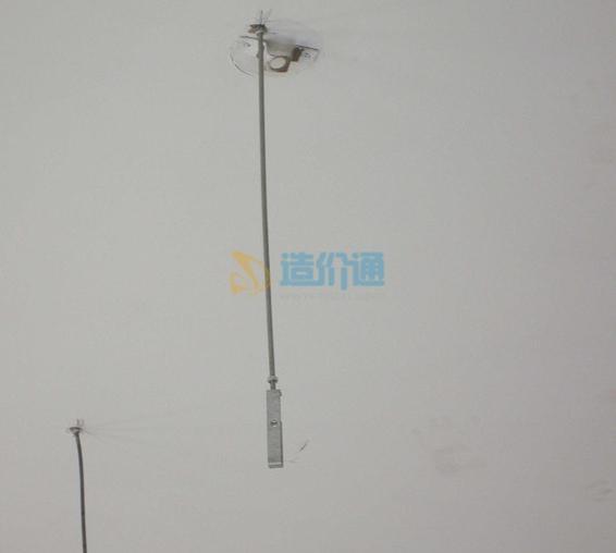 灯具吊杆图片