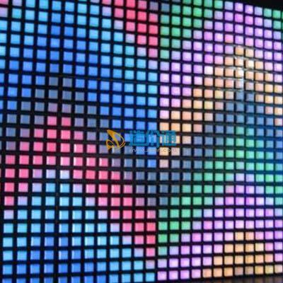 LED幕墙灯图片