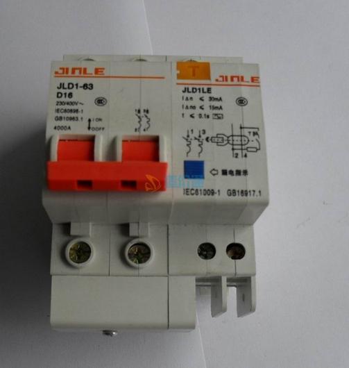GSH200A-B型带过电流保护的电子式剩余电流保护器图片