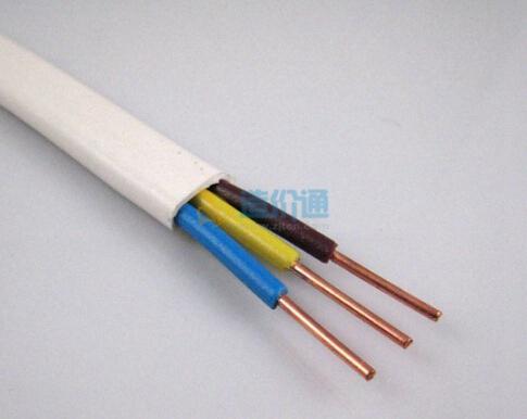 PVC铜芯软电线图片