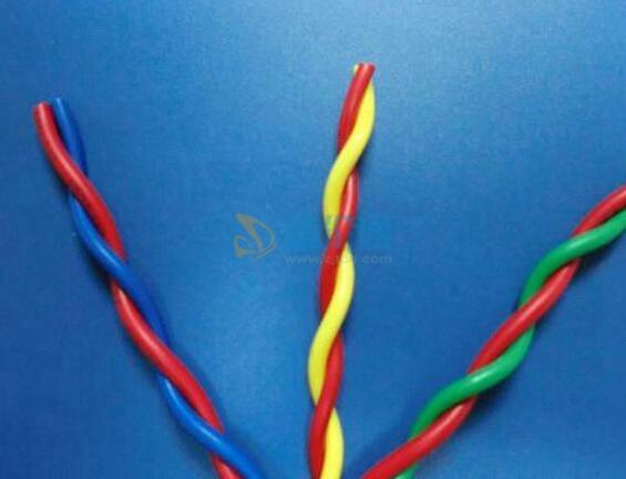 聚氯乙烯绝缘绞型连接用电线图片