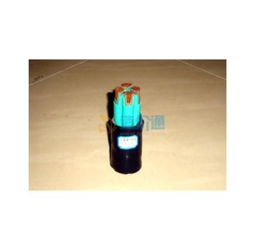铜芯氟塑料绝缘铜带屏蔽钢带铠装聚氯乙烯护套控制软电缆图片