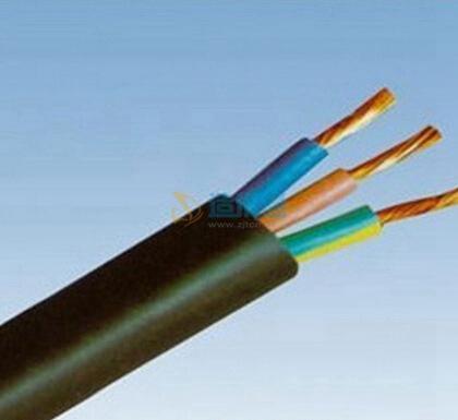 铜芯聚氯乙烯绝缘聚氯乙烯护套控制软电缆图片