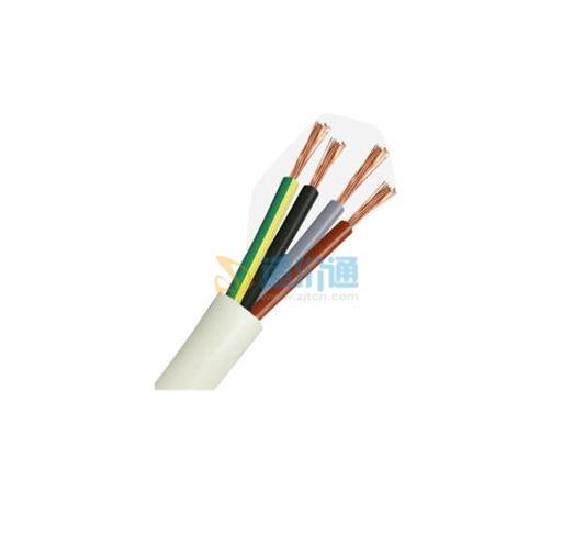 轻型聚氯乙烯绝缘聚氯乙烯护套控制软电缆图片