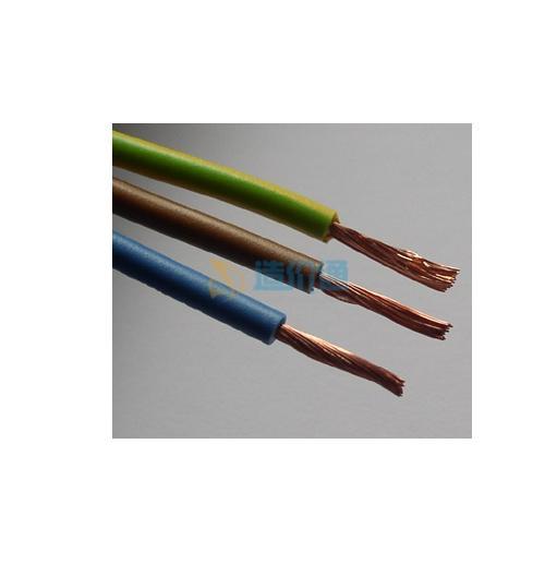 铜芯聚氯乙烯绝缘低压电线图片