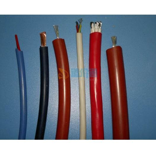 硅橡胶绝缘防腐电缆图片