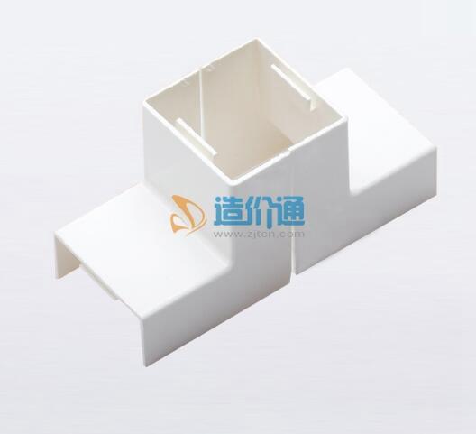 PVC电线槽配件-内角图片