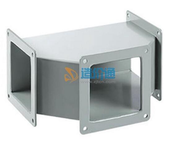 明装线槽管件-直角弯头图片